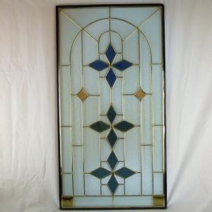 ステンド グラス ステンドグラス ステンドガラス デザインパネルsgr25|ihome