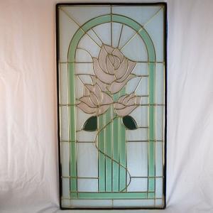 ステンド グラス ステンドグラス ステンドガラス デザインパネルsgr28|ihome