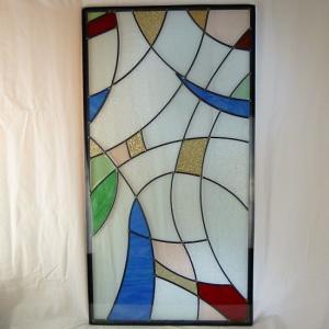 ステンド グラス ステンドグラス ステンドガラス デザインパネルsgr37|ihome