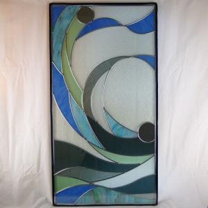 ステンド グラス ステンドグラス ステンドガラス デザインパネルsgr41|ihome