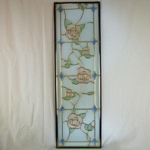 ステンド グラス ステンドグラス ステンドガラス デザインパネルsgs18|ihome