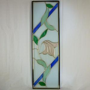 ステンド グラス ステンドグラス ステンドガラス デザインパネルsgs37|ihome