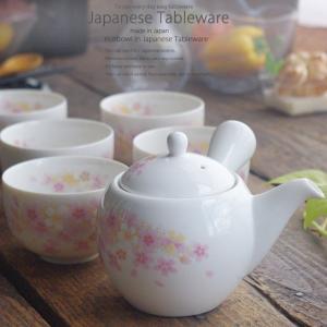 和食器 美濃焼 山桜 お茶が美味しい 急須 ポット 緑茶 茶...
