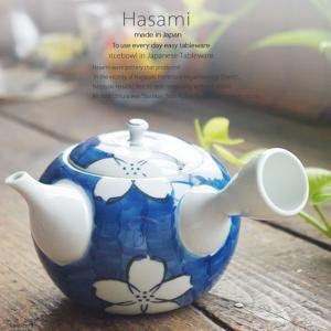 和食器 波佐見焼 濃花絵 美味しいお茶 急須 ティーポット 緑茶 おうち ごはん うつわ 陶器 日本製|ii-otto