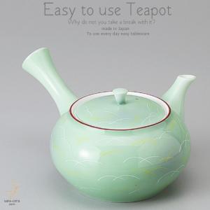 和食器 美味しい お茶 記念有田焼 さがの中 急須 ティーポット 茶器 食器 緑茶 紅茶 ハーブティー おうち うつわ 陶器 日本製|ii-otto