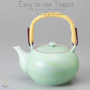 和食器 夜の美味しい お茶 有田焼 さがの 500cc 土瓶 ティーポット 茶器 食器 緑茶 紅茶 ハーブティー おうち うつわ 陶器 日本製|ii-otto
