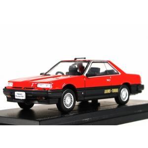 ☆NEW☆ NOREV【ノレブ】1/43 日産 スカイライン R30 ハードトップ 2000 ターボ RX-S (1983) レッド/ブラック [420182]|iiado-oska