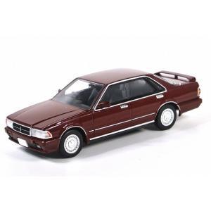 絶版 トミカリミテッドヴィンテージネオ43 LV-N43-16a セドリック グランツーリスモ SV(赤)|iiado-oska