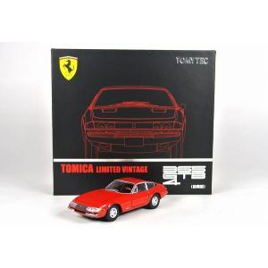 トミカリミテッドヴィンテージ LV フェラーリ 365 GTB4(赤)[後期型]|iiado-oska