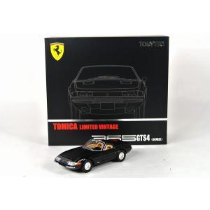 ☆NEW☆ トミカリミテッドヴィンテージ LV フェラーリ 365 GTS4[前期型](黒)|iiado-oska