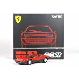 トミカリミテッドヴィンテージ NEO LV-N フェラーリ 512 BB(赤/黒)|iiado-oska