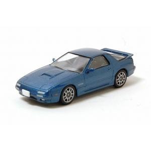 絶版★トミカリミテッドヴィンテージネオ LV-N192b マツダ サバンナRX-7 GT-X 89年式(青)|iiado-oska