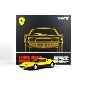 絶版★ トミカリミテッドヴィンテージ NEO LV-N フェラーリ 365 GT4 BB <Yellow>|iiado-oska