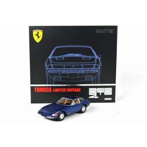 ☆NEW☆ トミカリミテッドヴィンテージ LV フェラーリ 365 GTB4[後期型](紺)|iiado-oska