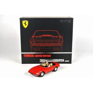 トミカリミテッドヴィンテージ LV フェラーリ 365 GTS4(赤)[後期型]|iiado-oska