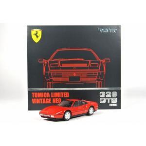 トミカリミテッドヴィンテージ NEO LV-N フェラーリ 328 GTB(後期型)1980年代 <赤>|iiado-oska