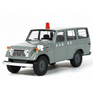 トミカリミテッドヴィンテージ LV-193a トヨタ ランドクルーザー FJ56V型 機動隊車両(熊本県警察) iiado-oska