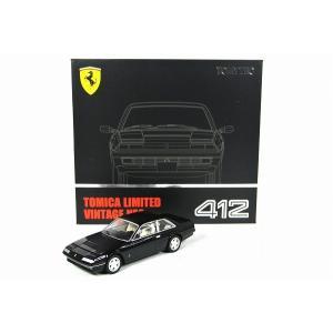 ☆NEW☆ トミカリミテッドヴィンテージ NEO LV-NEO フェラーリ 412(黒)|iiado-oska
