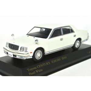 CARNEL【カーネル】1/43 トヨタ センチュリー GZG50 2010 パールホワイト|iiado-oska