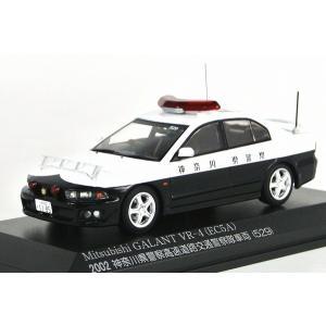 RAI'S【レイズ】1/43 三菱 ギャラン VR-4 (EC5A) 2002 神奈川県警察高速道路交通警察隊車両 (529)|iiado-oska