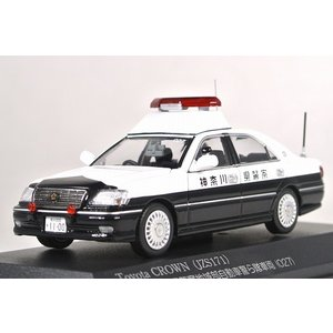 ☆NEW☆RAI'S【レイズ】1/43 トヨタ クラウン (JZS171) 2004 神奈川県警察地域部自動車警ら隊車両(027) H7430409|iiado-oska