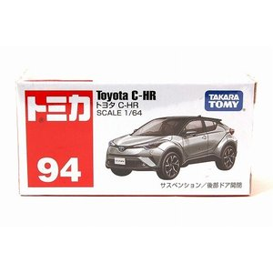 絶版★ トミカ No.94 トヨタ C-HR iiado-oska
