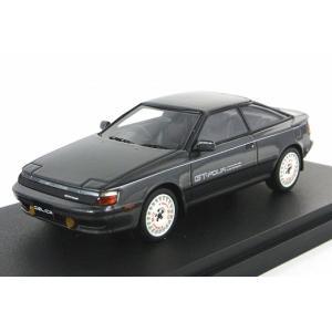 MARK43/マーク43 1/43 トヨタ セリカ GT-FOUR (ST165) 1987 スポーツホイール グレーM|iiado-oska