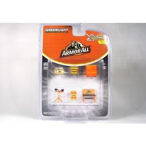 ☆NEW☆ GREENLIGHT【グリーンライト】1/64 Shop Tool Accessories Series 4 ARMOR ALL #16080-A|iiado-oska