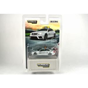 TARMAC WORKS【ターマック ワークス】1/64 メルセデス-ベンツ C63 AMG クーペ ブラック シリーズ DTM セーフティーカー iiado-oska