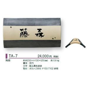 美濃クラフト セラミックアーティストサイン TA-7|iidaya