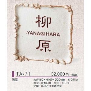 美濃クラフト セラミックアーティストサイン TA-71|iidaya