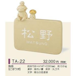 美濃クラフト セラミックアーティストサイン TA-22|iidaya