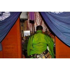山形県飯豊町椿の涌沼神社の境内にある涌泉文殊様。文殊堂で、御祈祷していただいた後お届けします。 合格...