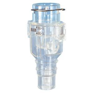 エアコンドレンホース用、ポコポコ音、逆流防止、防虫弁