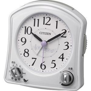 CITIZEN クオーツ目覚まし時計 ムーランR02 8RMA02-N03 iigsp
