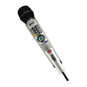 佐藤商事 カラオケ機器 オン・ステージ ワイヤードタイプ PK-84(S)シルバー|iigsp