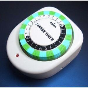 OHM 24時間タイマースイッチ HS-AT02 04-8049|iigsp