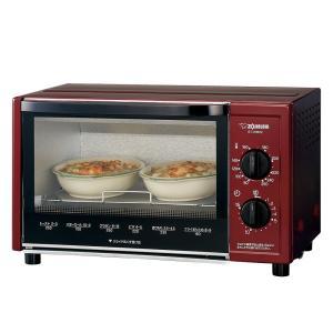 象印 オーブントースター ET-WM22-RM 温度調節機能|iigsp