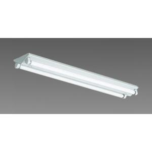 三菱電機 直管蛍光灯ベースライト 逆富士2灯 マルチランプ(Hf32/FLR40/FL40) KV4382EF LVPN iigsp