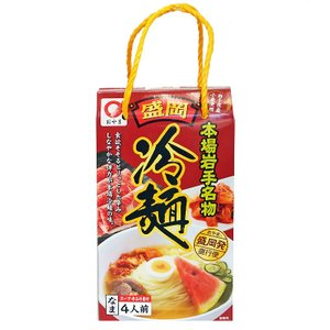 盛岡冷麺 手さげ盛岡冷麺 4人前|iimon-ajisen