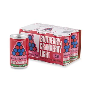 フルーツジュース ミリオンのブルーベリー&クランベリー|iimon-ajisen