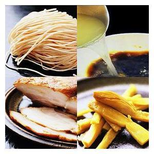 ラーメン 【追加購入用】岡山「冨士屋」の中華そば 1食分|iimon-ajisen