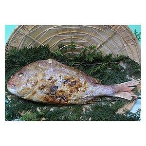焼魚 天然鯛の浜焼き|iimon-ajisen