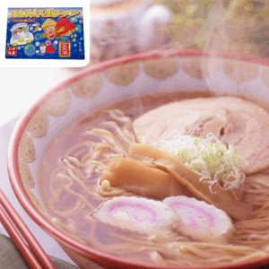 ラーメン 林家木久蔵ラーメン 東京しょうゆ味 (生麺/6食分)|iimon-ajisen