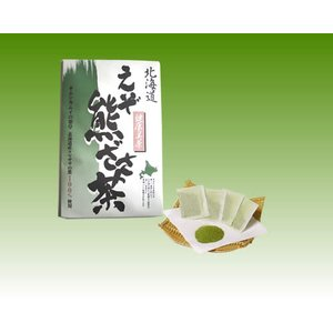 北海道産熊笹100%!北海道のお茶★えぞ熊ざさ茶 ティーパック32袋入り【クマザサ茶・熊笹茶】|iimono-ya