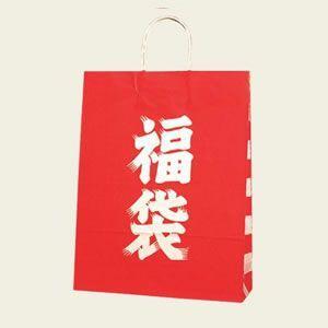 紙袋 25チャームバッグ (2才福袋#3221400 HEIKO)50枚入り|iimono-ya