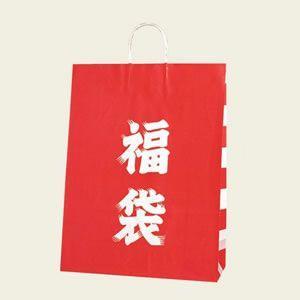 紙袋 25チャームバッグ (カスタムB福袋#3280310 HEIKO)50枚入り|iimono-ya