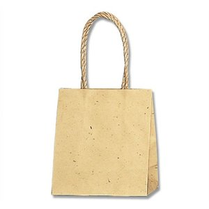 紙袋 スムースバッグ 15−08 (ナチュラル #3138002 HEIKO) 25枚入り|iimono-ya