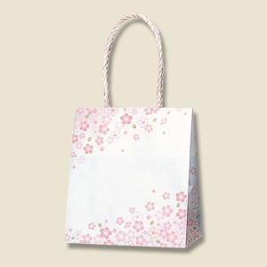 紙袋 スムースバッグ 15−08 (紅桜 #3138526 HEIKO) 25枚入り|iimono-ya