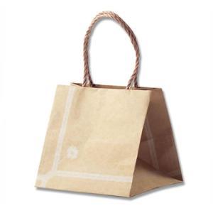 紙袋 Pスムース 18−18 (未晒ルバン #3155361 HEIKO) 25枚入り|iimono-ya